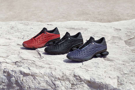 Urban Commuter-Focused Sneakers - These Porsche Design Sport Sneakers Have a Sleek Streamlined Look