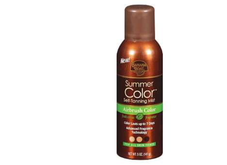 Fragrant Citrus Tanning Mists