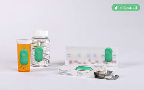 Attachable Medication Trackers