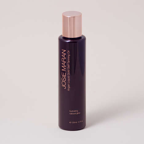 Fast-Absorbing Argan Tanners