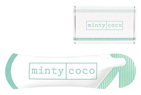 Single-Dose Oil Pulling Sachets - Mintycoco's Oil Whitens Teeth Without Any Bleach