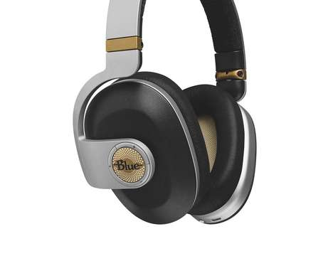 Audiophile Amplifier Headphones