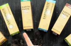 Five Ingredient Toothpastes - Earthpaste Offers Natural Toothpastes With Minimal Ingredients