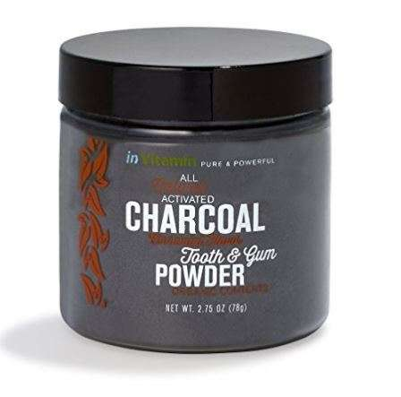 Charcoal Tooth Powders