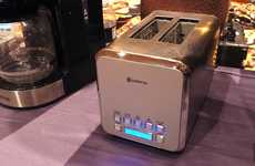 Smartphone-Connected Toasters