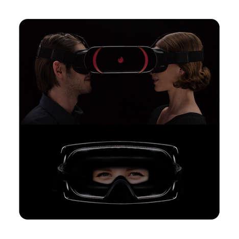 Branded VR Headset Spoofs