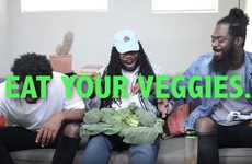 Veggie-Promoting Rapper Ads