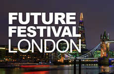 Future Festival London - This London Insights Conference Includes Meetings with Trend Hunter's Team