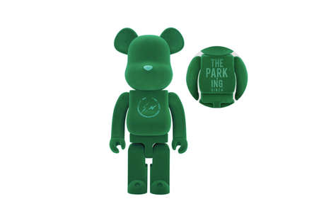 Retail-Branded Bear Collectibles