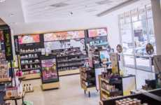 On-Campus Beauty Concepts - The Glossary is a Concept Store Within Barnes & Noble College Bookstores