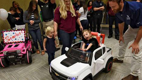 Customizable Adaptive Toys