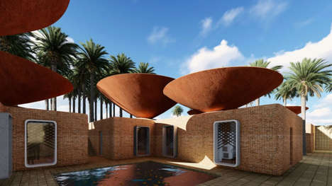 Inverted Roof Designs
