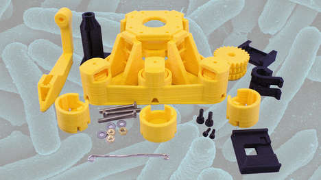 3D Printed Microscopes