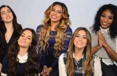 Hispanic Celebrity Animal Campaigns - The Group Fifth Harmony Takes a Stand Against Animal Cruelty