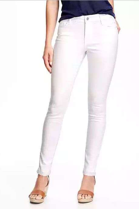 Stain-Resistant Jeans