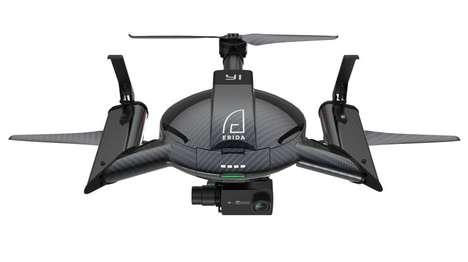 Speedy Lightweight Drones