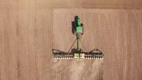 Agriculture-Tracking Plaftorms