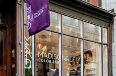Online Beauty Boutiques - The Online Retailer Madison Reed Opened Its First Physical Store in NYC