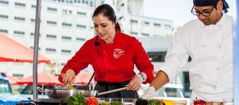 Educational Latin Food Festivals