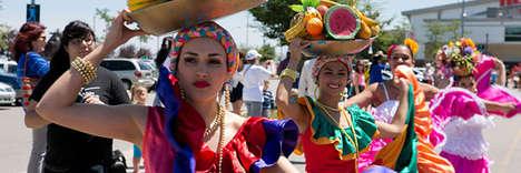 Multi-Cultural Music Festivals