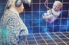 Virtual Reality Ultrasounds - The Aava Medical Centre and GE Helped to Create a 4D Ultrasound