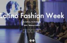 Latino Fashion Tours - 'Latino Fashion Week' Showcases the Work of Top Latino Designers