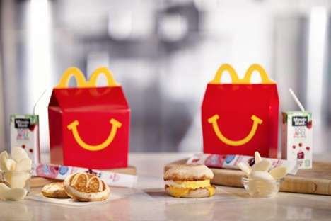 All-Day QSR Breakfasts - McDonald's All Day Breakfast Will be Introduced in Canada