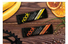 Cricket Powder Energy Bars - Naak Energy Bars Were Created by Nationally Ranked Athletes