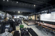 Menswear-Only Activewear Shops - 'The Local' is a lululemon Concept Store That Only Sells Menswear