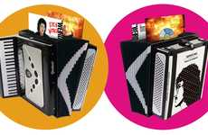 Accordion Box Sets - Weird Al's Squeeze Box Covers the Comedians Entire Musical Career
