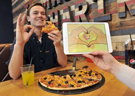 Mental Health Pizza Campaigns