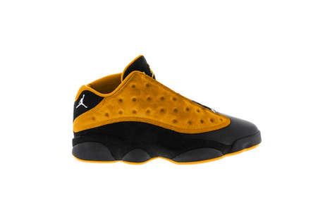 Chutney-Colored Sneakers - The New Air Jordan 13s from Nike are a Rework of a Popular 1998 Design