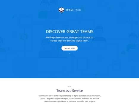 Digital Team Community Platforms