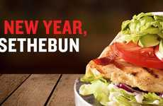 Bun-Free Chicken Sandwiches - Red Robin's New Avocado Chicken Wedgie Sandwich is Low-Carb