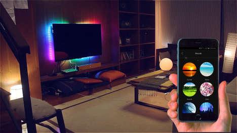 Customizable Smart LED Strips
