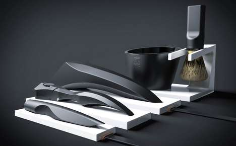 Ultra-Modern Grooming Tools - The 'Beast' Grooming Tool Kit Handles All the Essentials for Guys