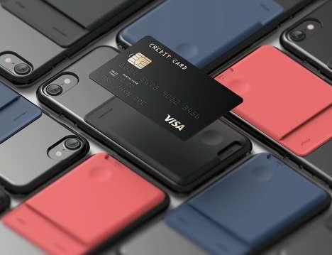 Flexible Smartphone Card Slots