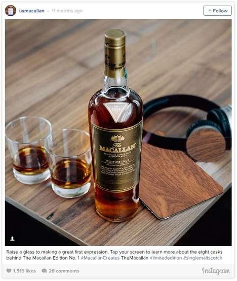 Millennial Scotch Whiskeys