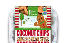 Cookie-Flavored Coconut Chips