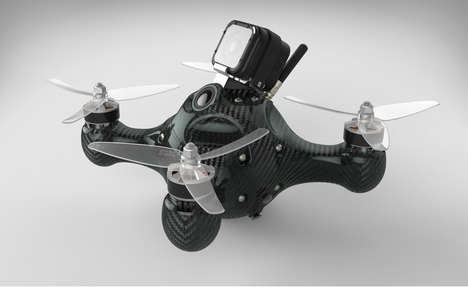 Unbreakable Race Drones