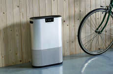 Lightweight Recyclable Air Purifiers - The 'Mist' Air Cleaner Purifier is Crafted from Aluminum