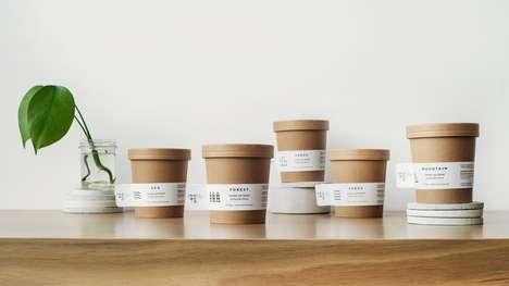 Convertible Herbal Tea Packaging
