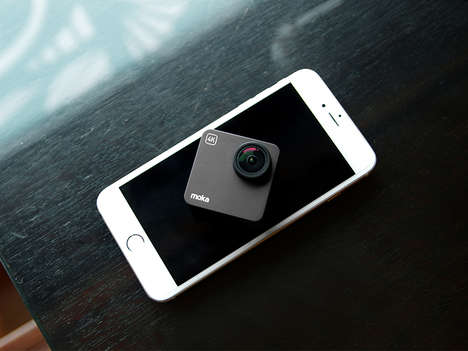 Powerful Micro Cameras