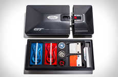 Custom Car-Building Kits - The Ford GT Car Order Kit Allows Buyers to Create Before they Purchase