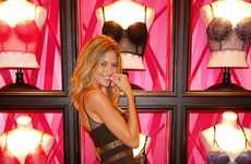 Retail Lingerie Museums - The Victoria's Secret New York Flagship Features a Permanent Museum