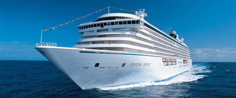 Arctic Cruise Adventures - Crystal Serenity Offers a Luxurious Mode of Travel to Cold Climates