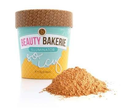 Dessert-Themed Makeup Packaging