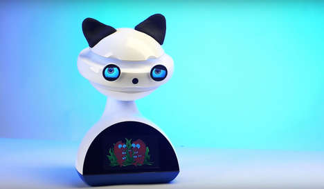 Language-Teaching Robots - The EMYS Interactive Robots Help Your Child Learn a Foreign Language
