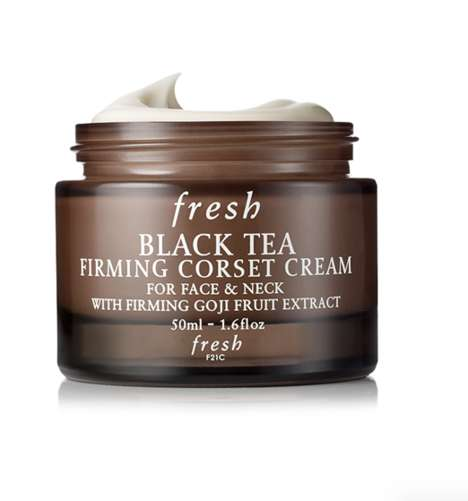 Girdle-Inspired Firming Creams - Fresh Beauty's 'Firming Corset Cream' Tightens the Skin