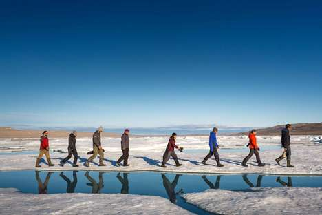 Northerly Safari Lodges - Arctic Watch Offers Adventures 500 Miles North of the Arctic Circle